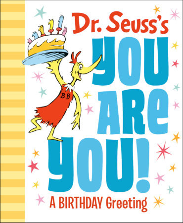 Dr. Seuss - You Are You