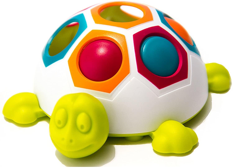Fat Brain Toy Co Pop 'n Slide Shelly