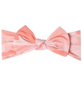 Copper Pearl Copper Pearl - Knit Headband Bow - Remi