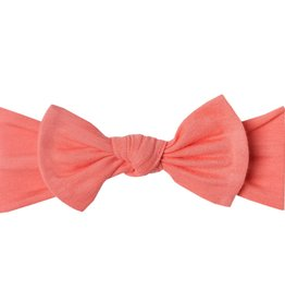 Copper Pearl Copper Pearl - Knit Headband Bow - Stella