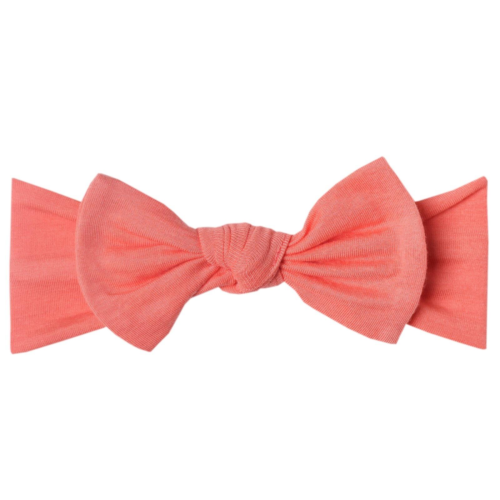 Copper Pearl Copper Pearl - Knit Headband Bow - Stella
