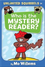 Elephant & Piggie - Who is the Mystery Reader?