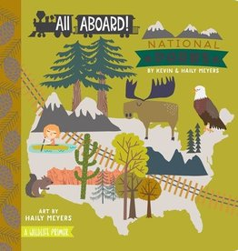 Gibbs Smith Publ All Aboard! National Parks