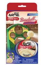 "Crazy Aaron's Thinking Putty Tin 2.75"" - Baseball Cornhole - Sport Putty"