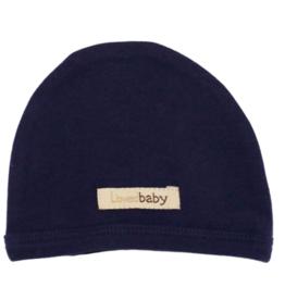 Loved Baby - Cute Cap - Navy