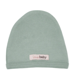Loved Baby Loved Baby - Cute Cap - Seafoam