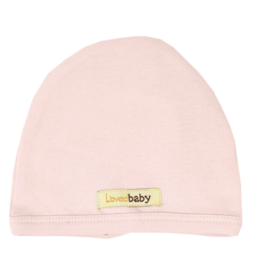 Loved Baby - Cute Cap - Blush