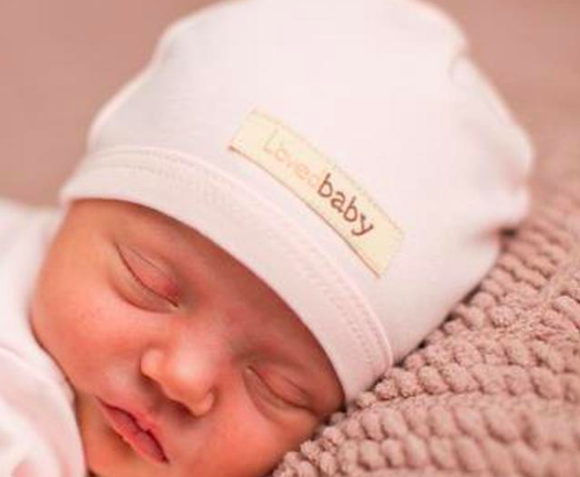 Loved Baby Loved Baby - Cute Cap - Blush