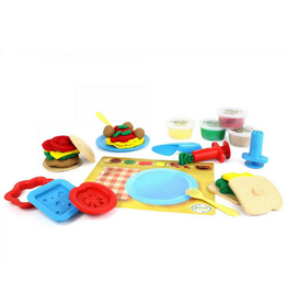 Green Toys Green Toys - Meal Maker Dough Set