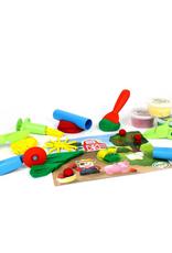 Green Toys Green Toys - Tool Essentials Dough Set