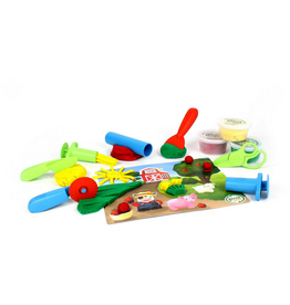Green Toys Green Toys - Tool Essentials Dough Set