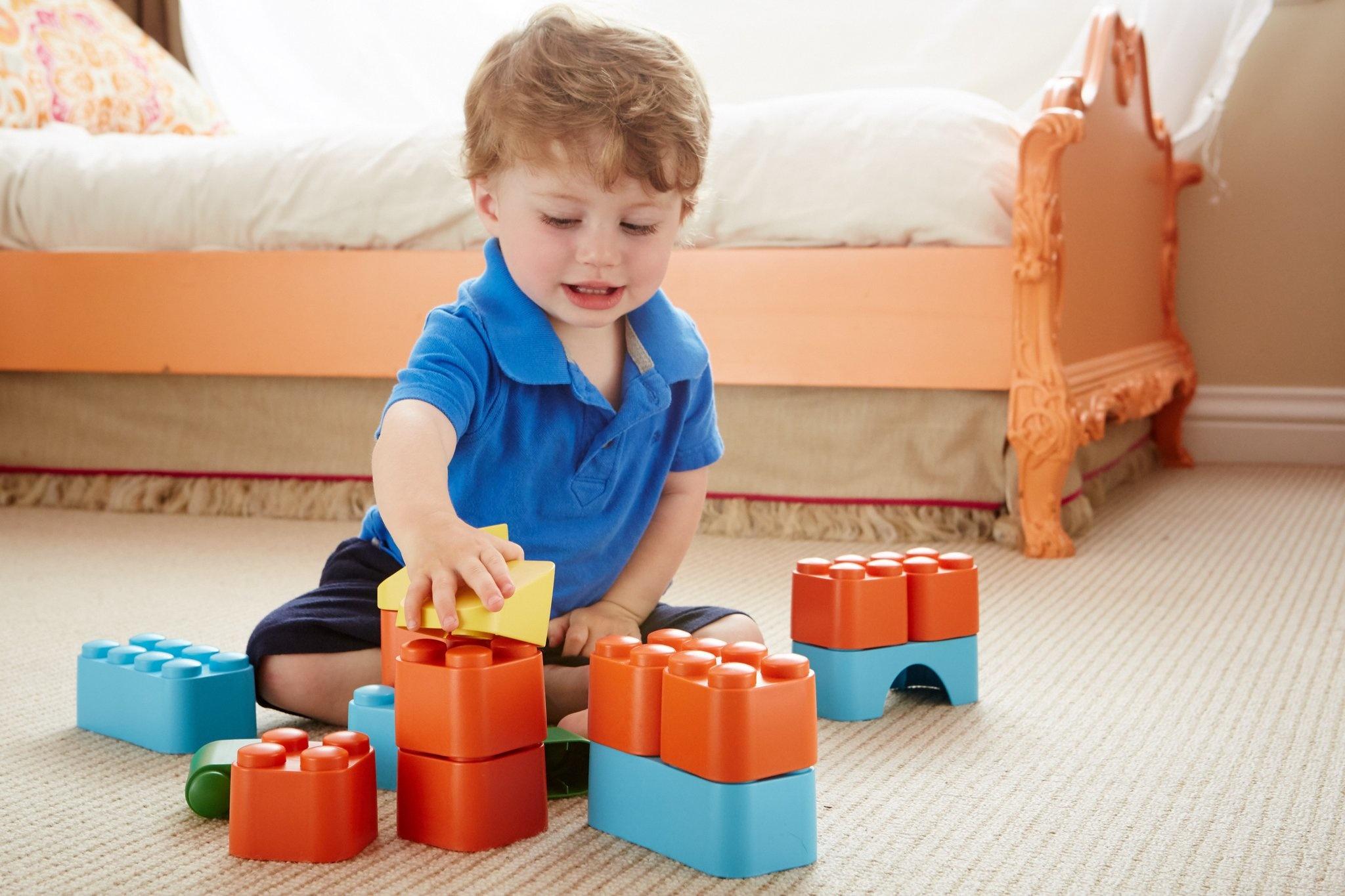 Green Toys Green Toys - Block Set