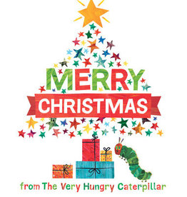Merry Christmas from The Very Hungry Caterpiller