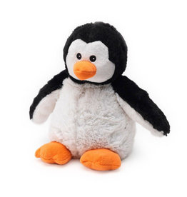 Warmies Warmies - Cozy Plush Black Penguin - Full Size