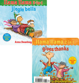 Llama Llama - 2 in 1 Jingle Bells/Gives Thanks