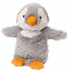 Warmies Warmies - Cozy Plush Grey Penguin - Full Size