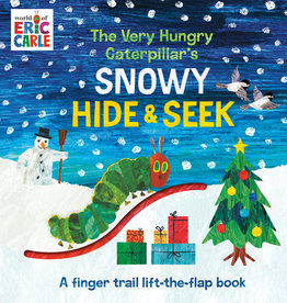 The Very Hungry Caterpilar's Snowy Hide and Seek