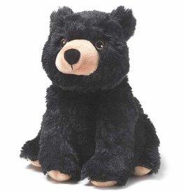 Warmies Warmies - Cozy Plush Black Bear - Full Size