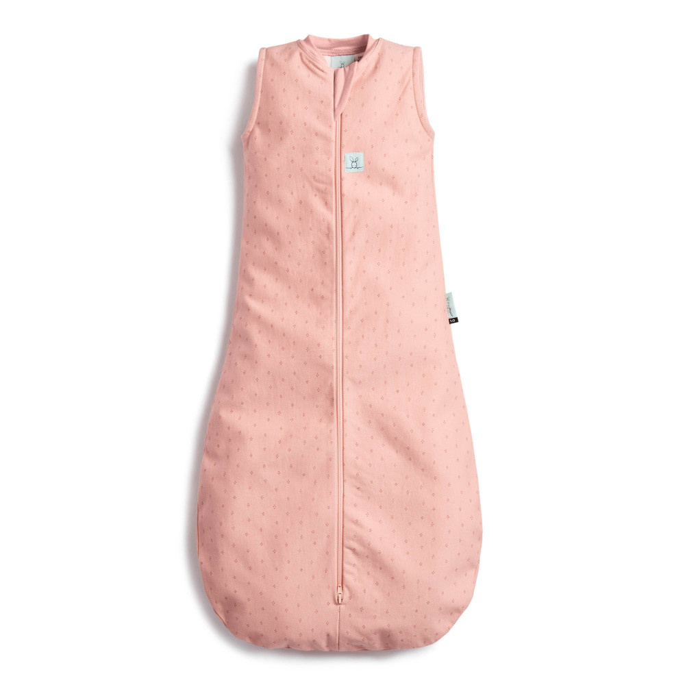 ergoPouch Jersey Sleeping Bag - 1.0 TOG - Berries