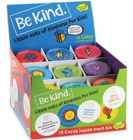 Peaceable Kingdom Be Kind Tin