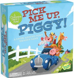 Peaceable Kingdom Pick Me Up, Piggie!