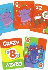 Peaceable Kingdom Crazy 8's Card Game