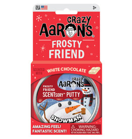 "Crazy Aaron's - Scentsory Putty Tin 2.75"" - Frosty Friend"