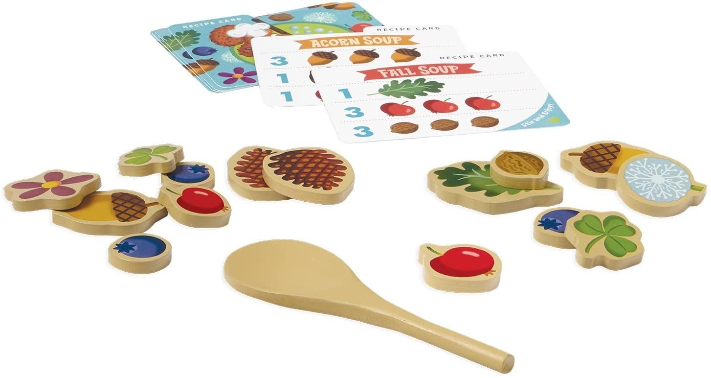 Peaceable Kingdom Acorn Soup Game