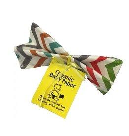 Baby Paper - Organic Chevron