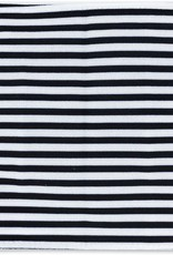 Baby Paper - Black & White Stripe