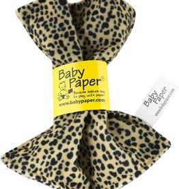 Baby Paper - Cheetah Print