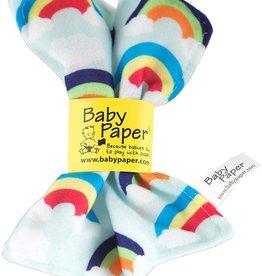 Baby Paper - Rainbow Print