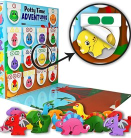 Lil ADVENTS Potty Time ADVENTures