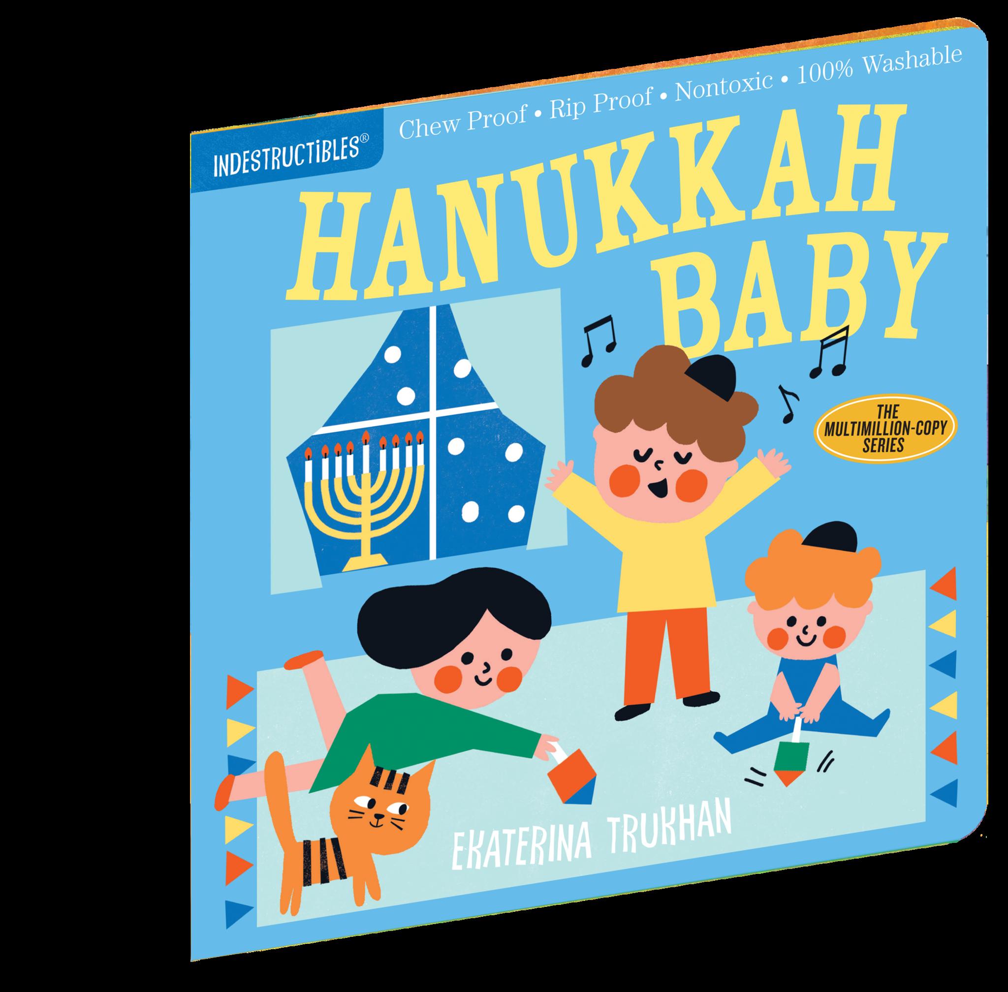Indestructibles - Hanukkah Baby