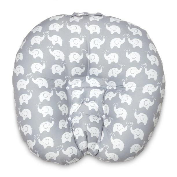 Boppy Boppy Newborn Lounger - Elephant Gray
