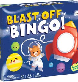 Peaceable Kingdom Blast Off Bingo!