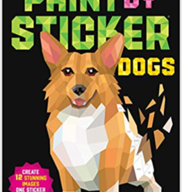 Paint By Stickers - Dogs