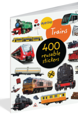 Eyelike Stickers - Trains