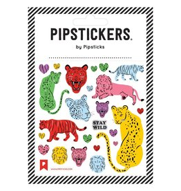 PipStickers Wild Cat Sticker Sheet