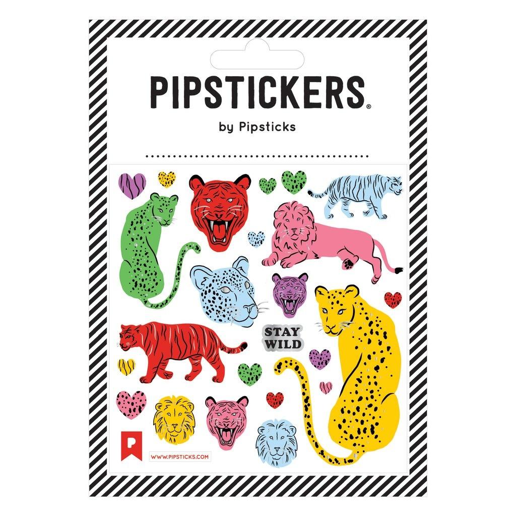 PipStickers Wild Cat Sticker Sheet