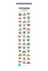 PipStickers Brilliant Butterflies Sticker Sheet