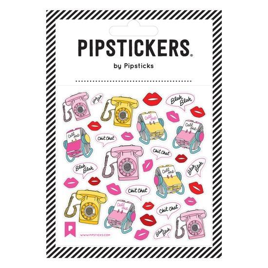 PipStickers Chit Chat Sticker Sheet
