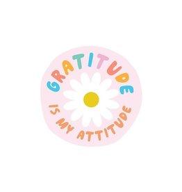 Gratitude Is My Attitude Sticker Sheet