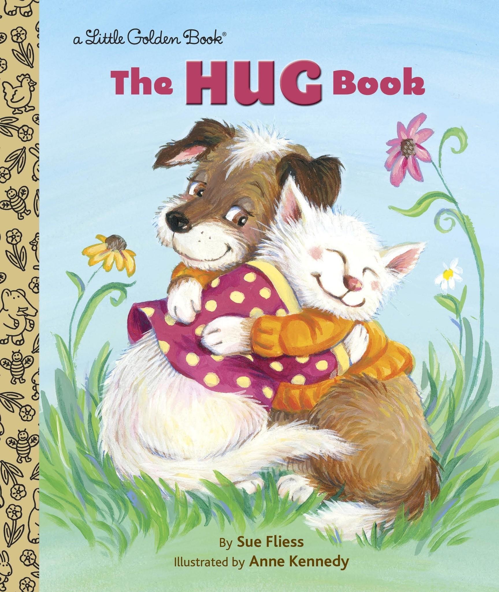 Little Golden Book - The Hug Book
