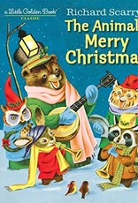 Little Golden Book - The Animals' Merry Christmas