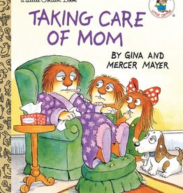 Little Golden Book - Taking Care of Mom