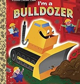 Little Golden Book - I'm a Bulldozer