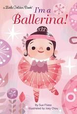 Little Golden Book - I'm a Ballerina!