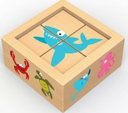 Buddy Blocks - Sea Life