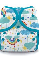 Thirsties Thirsties - Duo Wrap Size 1 Snap - Rainbow
